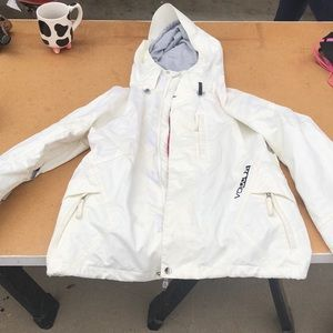 Womens volcom snow jacket